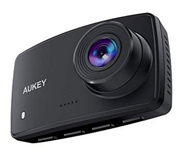 dash cam camera embarqué aukey