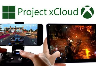 microsoft projet xcloud streaming jeu sur mobile android