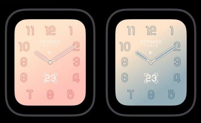 nouveaux cadrans watchos 5.2