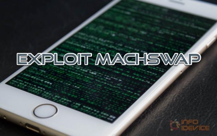 vulnerabilite machswap jailbreak ios 12