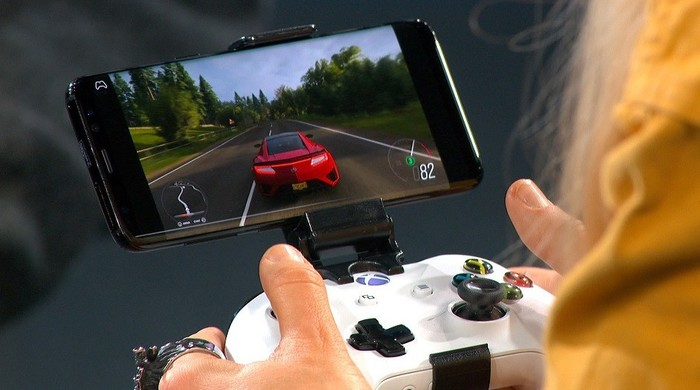 xbox game streaming android project xcloud
