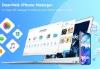 dearmob iphone manager alternative itunes