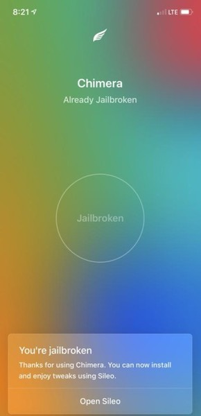 jailbreak chimera ios 12