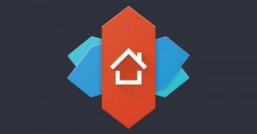 nova launcher 6.1 mode sombre google discover