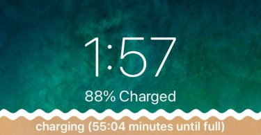 remaining charge time tweak cydia