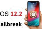status jailbreak ios 12.2