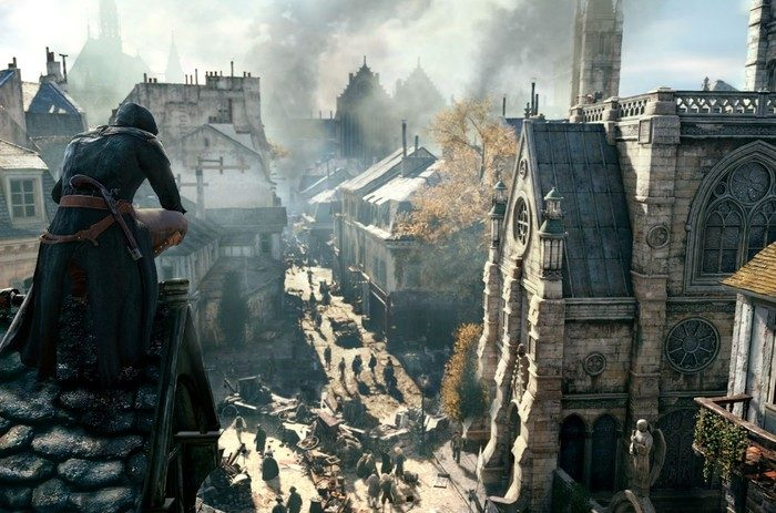 ubisoft offre gratuitement assassins creed unity