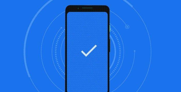 utiliser clef de securite integree de votre telephone android