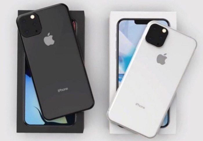 iphone 11 ou iphone xi 2019 dual bluetooth