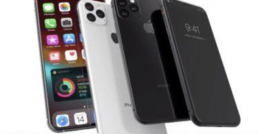 iphone 2019 triple camera dual bluetooth