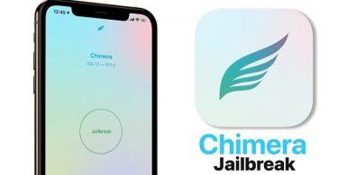 jailbreak ios 12 chimera v1.0.8