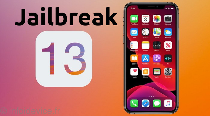 jailbreak ios 13 sans PC