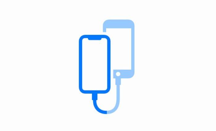ios 13 beta 3 transfert de donnees entre iphone