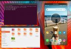 mirroring smartphone android sous linux macos ou windows