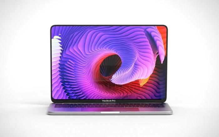 nouveau macbook pro 16 pouces