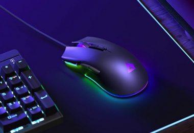 test souris gamer aukey gm-f1