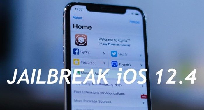 jailbreak ios 12.4 chimera