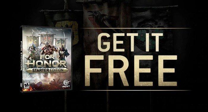 jeu for honor gratuit