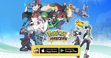 jeu pokemon masters disponible pour iphone et android