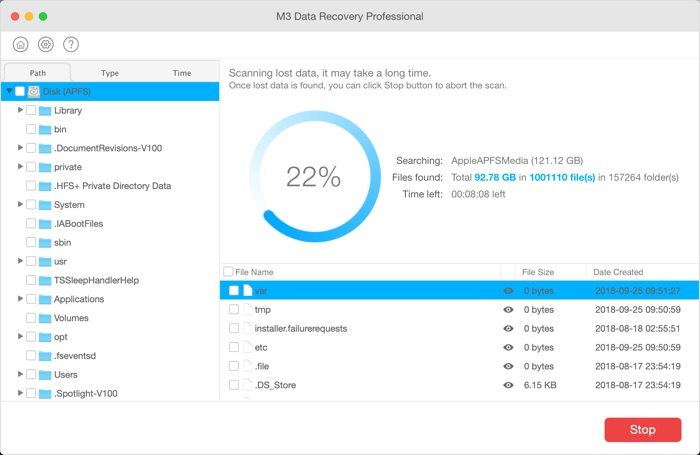 m3 data recovery pro