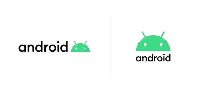 nouveau logo android 10 q