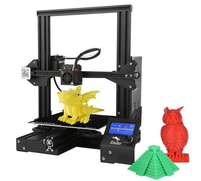 promotion imprimante 3d creality ender 3