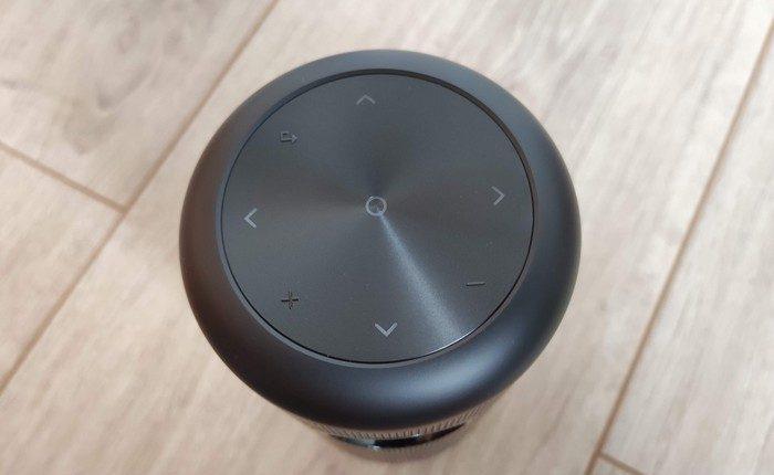 Boutons Tactiles Videoprojecteur Nebula Capsule Max