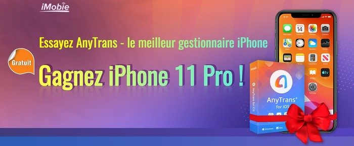 Concours Iphone 11 Pro Anytrans 8