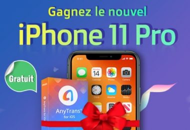 Gagner Iphone 11 Pro Et Licence Anytrans 8