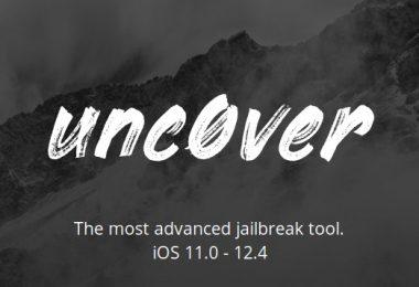 Jailbreak Unc0ver Ios 12.4 Iphone Xs Xr Ipad Pro