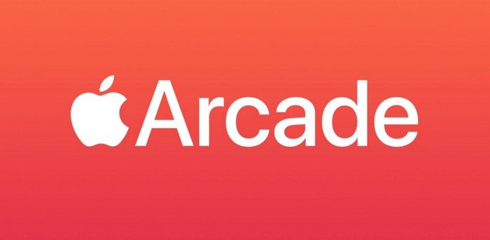 Logo Apple Arcade