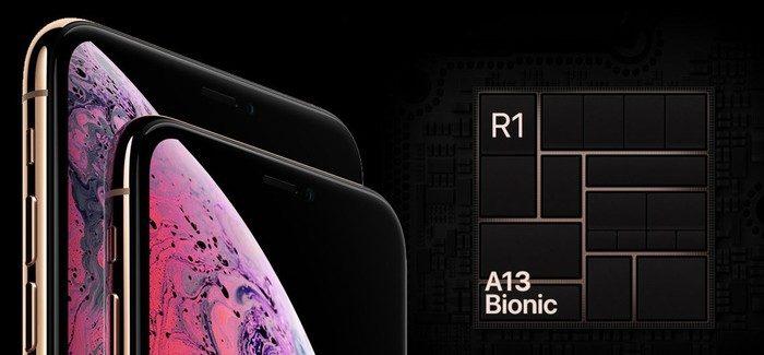 Nouveau Processeur A13 Et Coprocesseru R1 Iphone 11