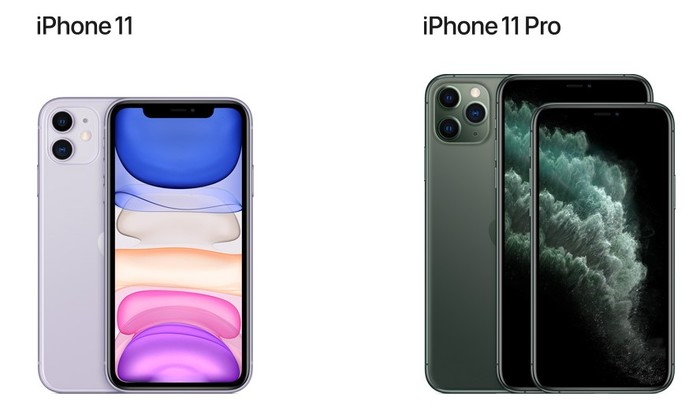 Nouvelle Gamme Iphone 11 Pro 2019