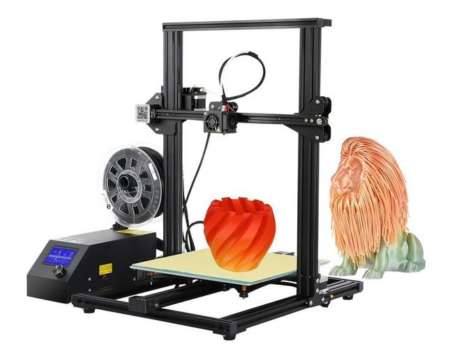 Promotion Imprimante Creality 3d Cr 10s