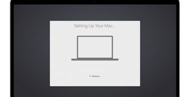 Ecran Assistant De Configuration Mac Apple