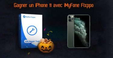 Gagner Un Iphone 11 Avec Imyfone Fixppo