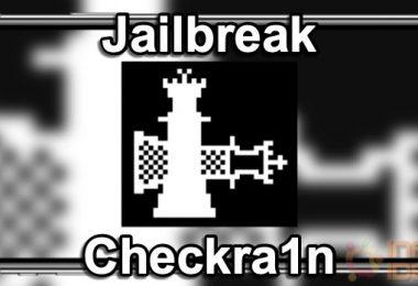 Jailbreak Ios 13 Checkra1n