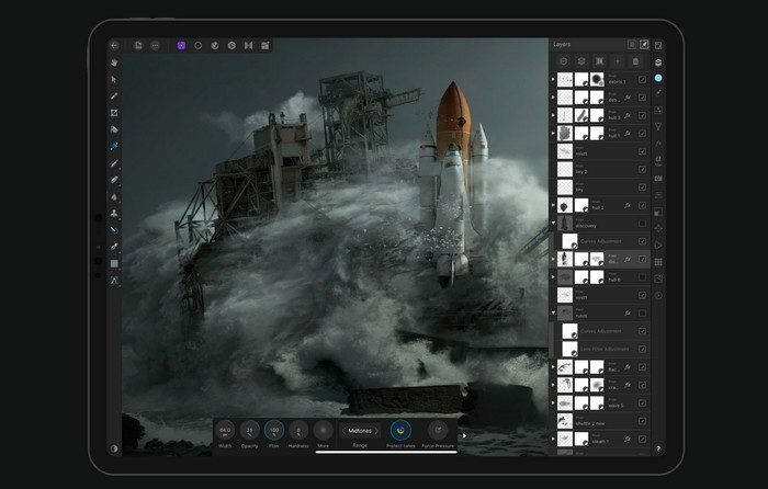 Affinity Photo Ipad En Promotion