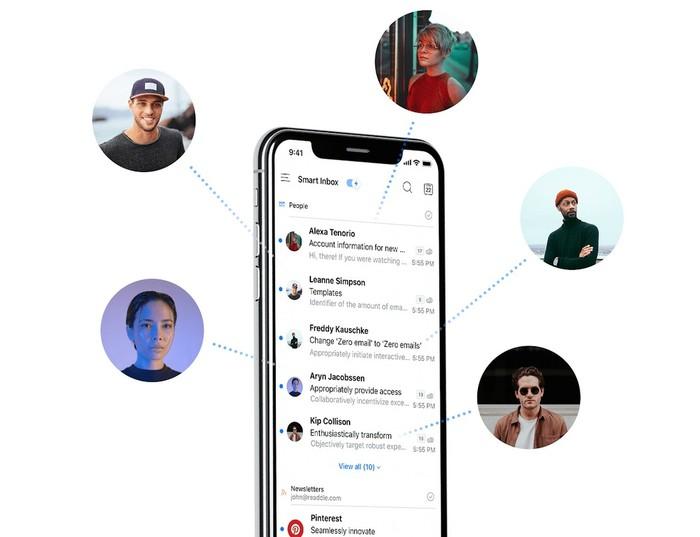 Avatar Spark Pour Ios Et Android