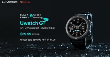 Black Friday Umidigi Uwatch Gt