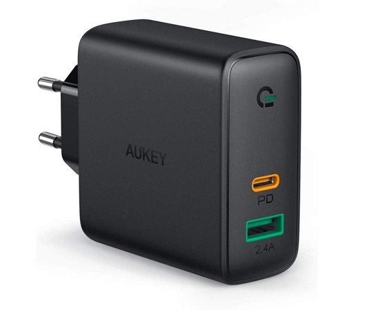 Chargeur Aukey Pa D3 60w