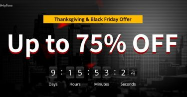 Imyfone Black Friday Et Thanksgiving