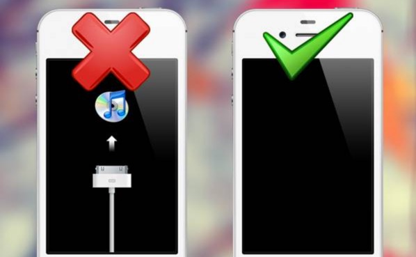 Mode Dfu Vs Mode Recovery Iphone