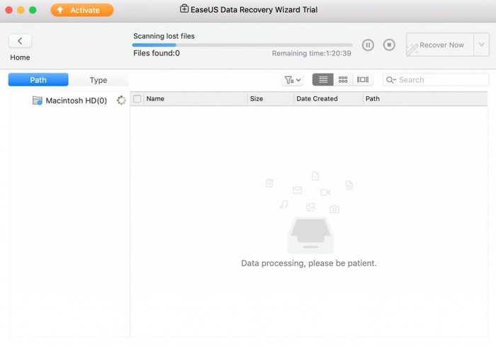 Recuperation De Donnees Supprimees Easeus Data Recovery Wizard Free