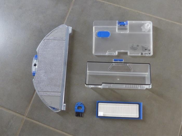 Accessoires Eufy Robovac L70 Hybrid