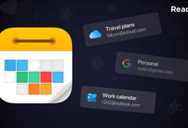 Calendars 5 Par Readdle Compatible Outlook Exchange