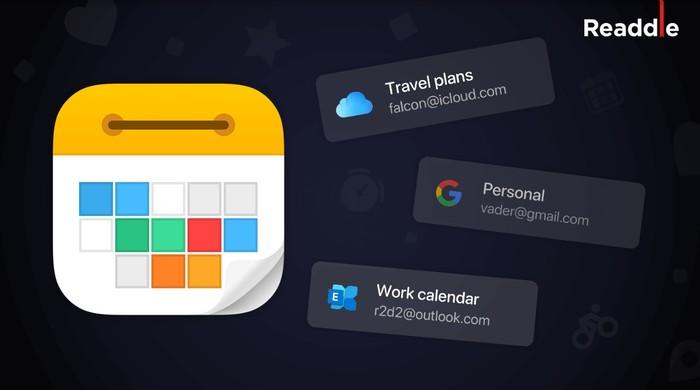 Calendars 5 Par Readdle Compatible Outlook Exchange