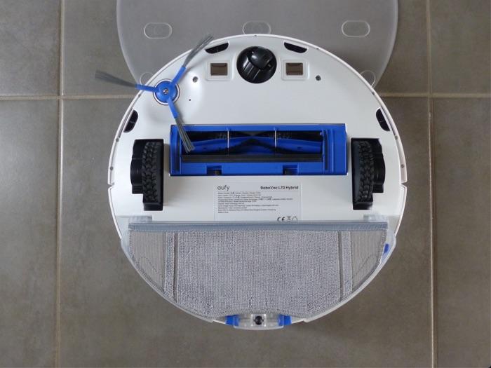Caracteristiques Eufy Robovac L70 Hybrid