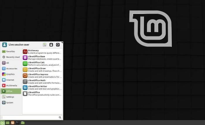 Linux Mint 19.3 Tricia Bureau Xfce