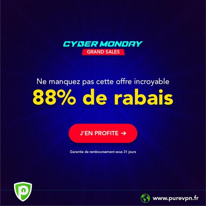 Meilleure Offre Vpn Cyber Monday Purevpn